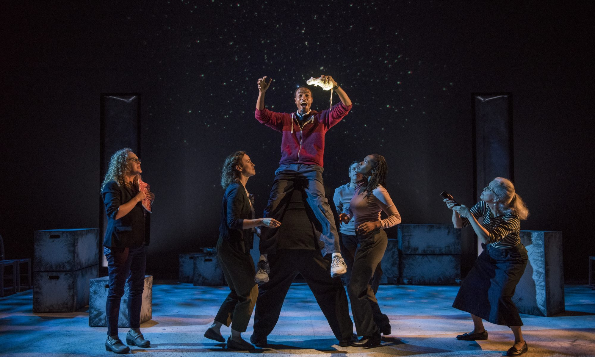 key reviews the curious incident of the dog in the night time